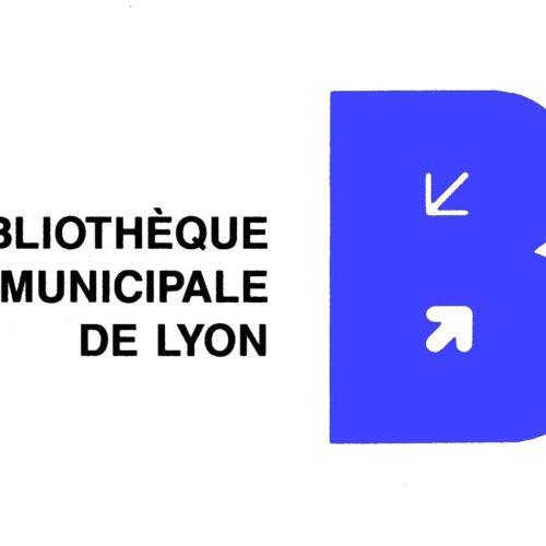 La table de la bibliothèque municipale de Lyon