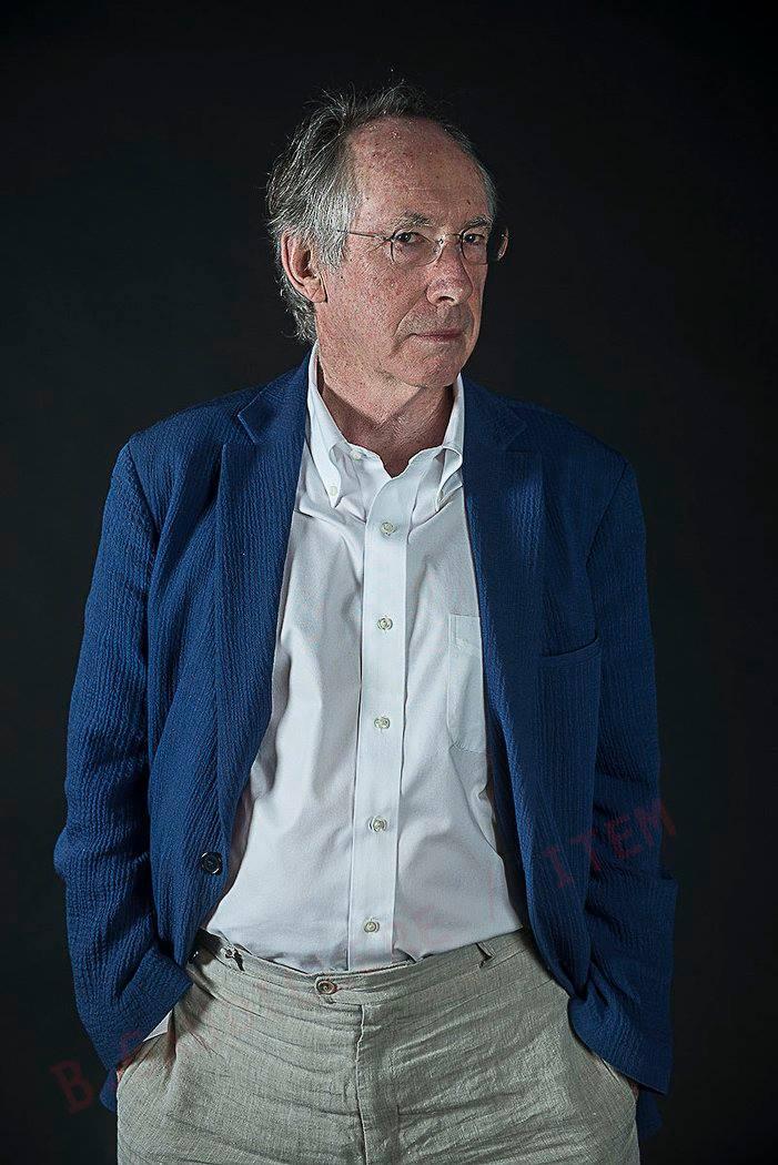 Ian McEwan © Bertrand Gaudillère / Item