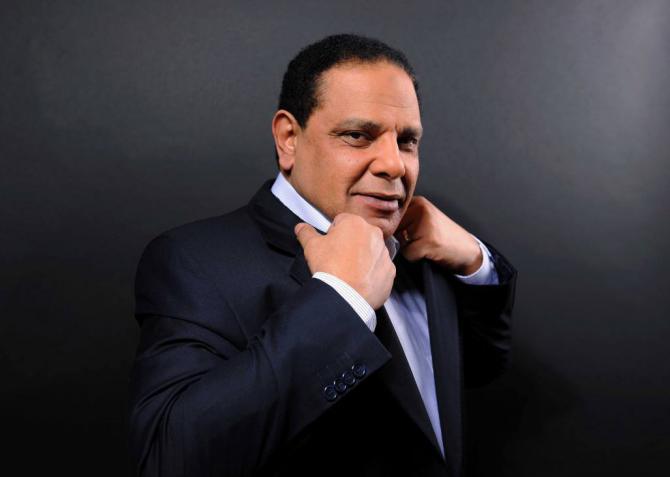 Alaa El Aswany © DR