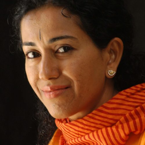 Parole à Shoba Narayan (Inde)