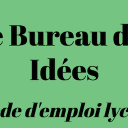 Bureau des Idées