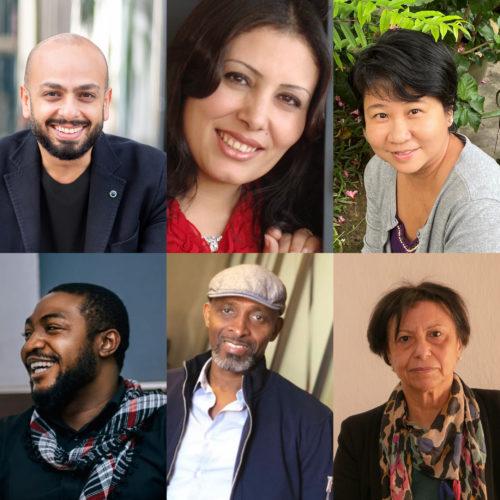 Parole à Ahmed Mourad, Mansoura Ez Eldin, Shih-Li Kow, Abubakar Adam Ibrahim,Odafe Atogun et Nadia Ghrab